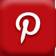 social media icon pinterest