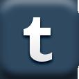 social media icon tumblr