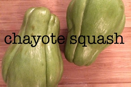 Chayote Squash: Nutrition, Health Benefits, and Recipe