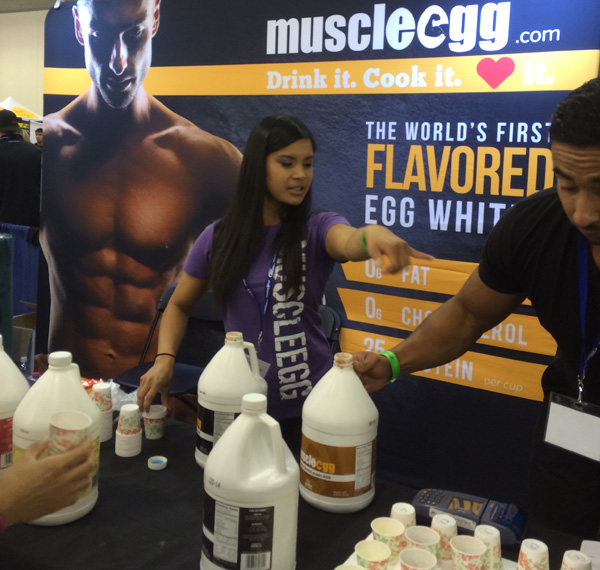 muscleegg booth
