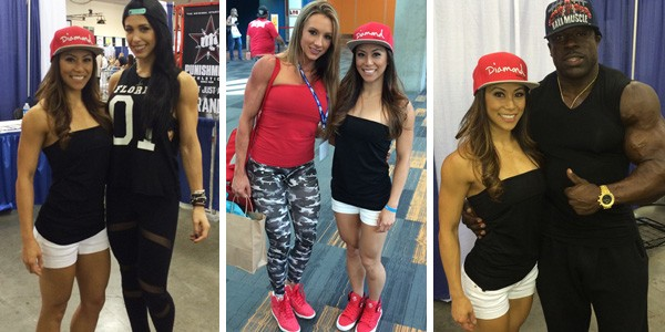 Things and People to See at a FitExpo
